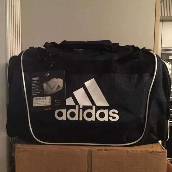 7c838a0a18f8 New Authentic Adidas Duffle Bag